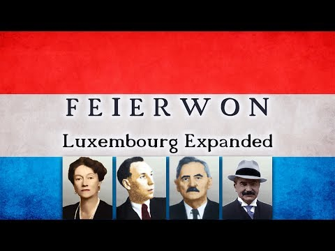 Feierwon: Luxembourg Expanded | Hearts of Iron IV Spotlight