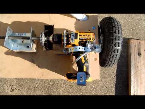 Go Kart power System