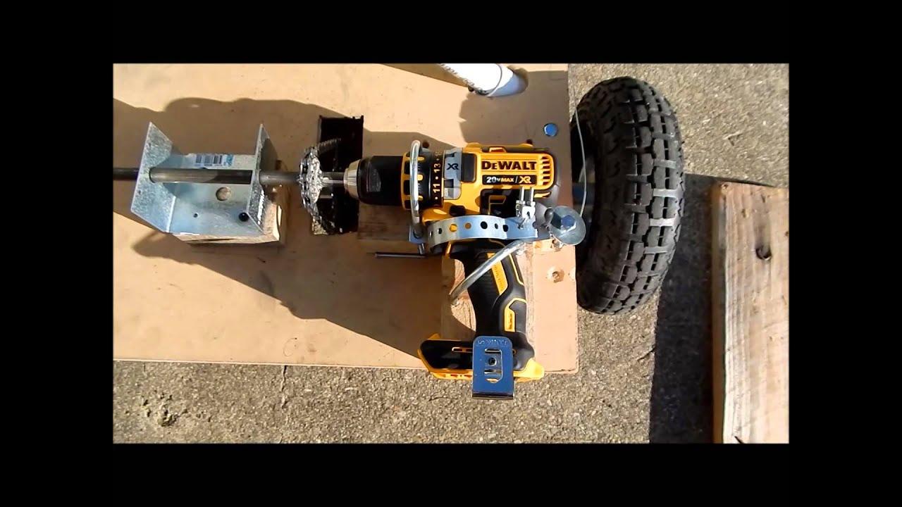 Go Kart Power System Youtube
