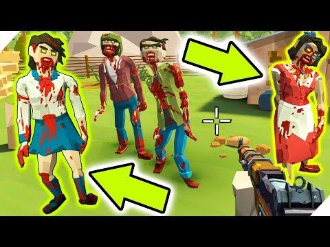 Мне 20 лет - родился в ЗОМБИ АПОКАЛИПСИСЕ - The Walking Zombie 2: Zombie shooter