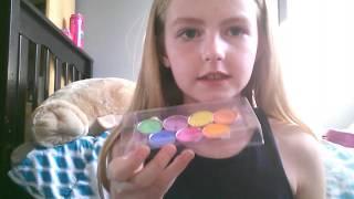 Child makeup tutorial