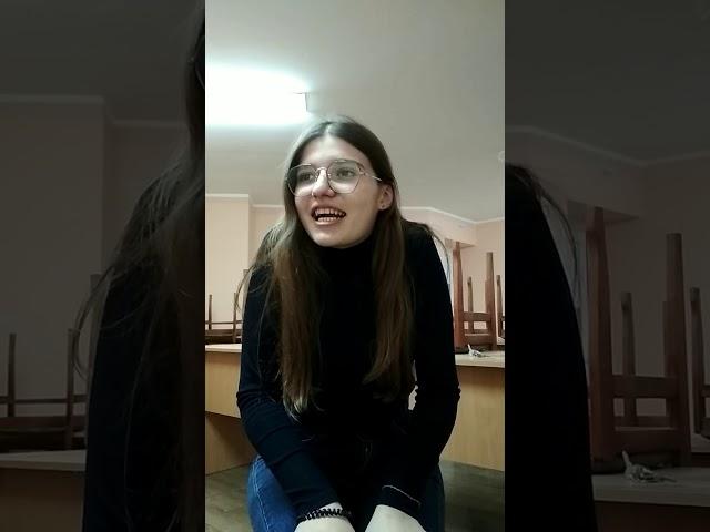 Изображение предпросмотра прочтения – ДанаяКоваленко читает произведение «Я усталым таким еще не был...» С.А.Есенина