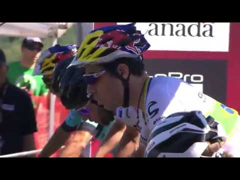 Men s XCO Finals EN – Mont Sainte Anne   UCI Mountain Bike World Cup 2018