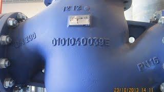 видео 3-х ходовой клапан ESBE 3F50-60