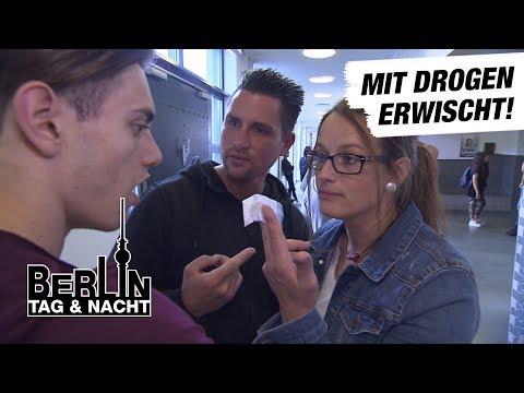Berlin - Tag & Nacht - Malte werden Drogen untergeschoben! #1514 - RTL II