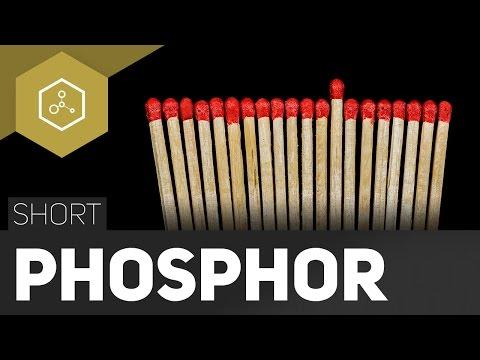 Phosphor - Für mehr als nur Brandbomben  - #TheSimpleShort