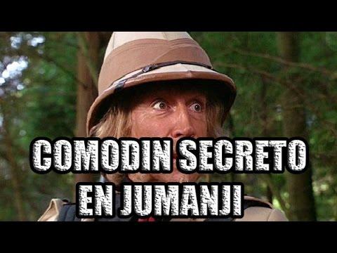 ¿Existía un Comodin Secreto Para Ganar en Jumanji? - Analisis