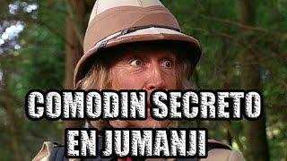 """El Intrigante Secreto en """"Jumanji que Nadie Jamás Notó"""