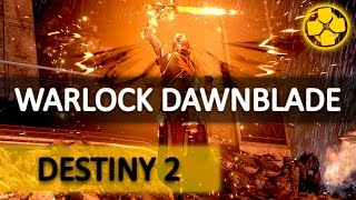 Destiny 2 🔴 Warlock Dawnblade | Opening Mission | Inverted Spire Strike | Beta Gameplay | PS4 Pro