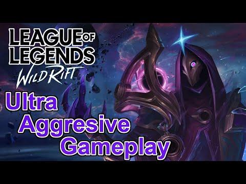 Dark Cosmic Jhin   Ultra Aggresive Gameplay   League of Legends : Wild Rift