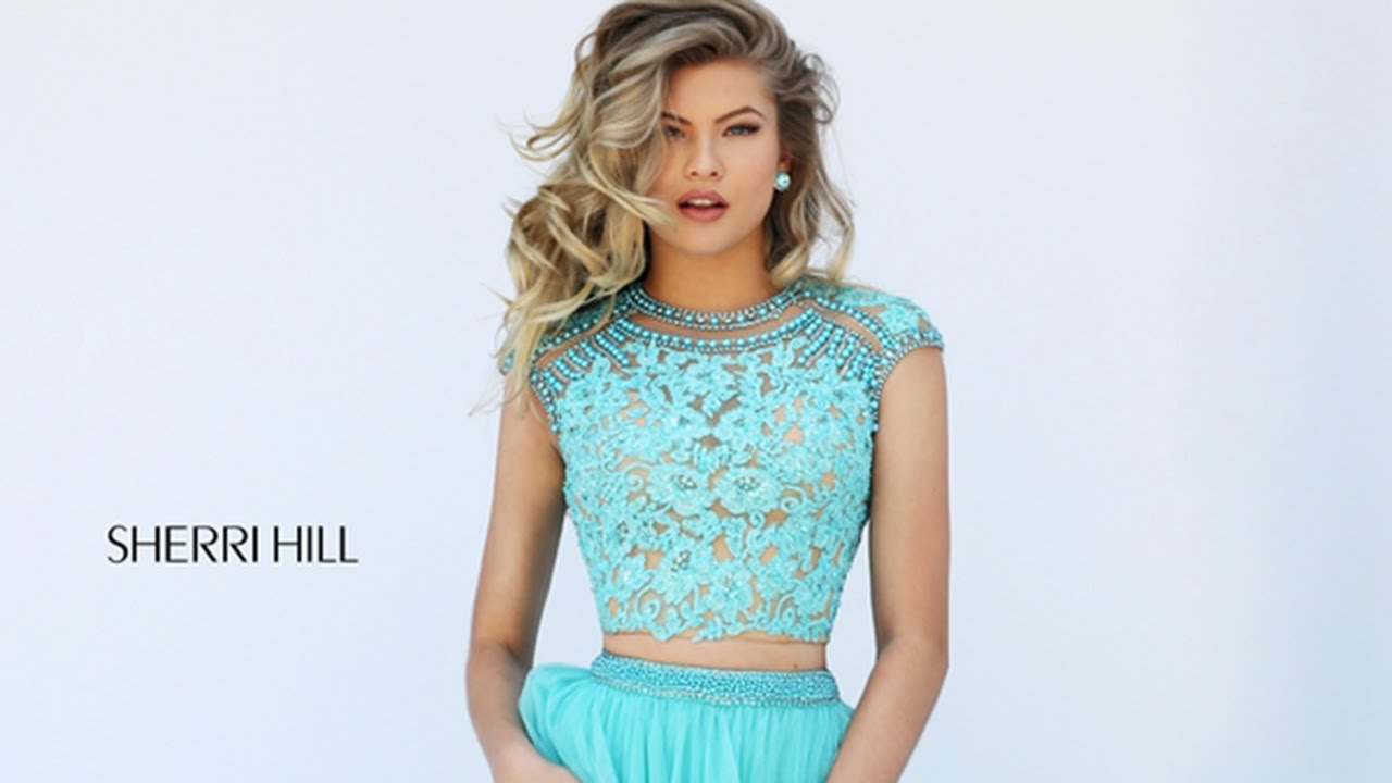 Sherri Hill 50110 Prom Dress - YouTube