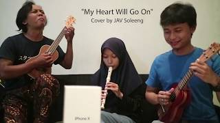 OST Titanic - My Heart Will Go On [sad cover by JAV Soleeng]
