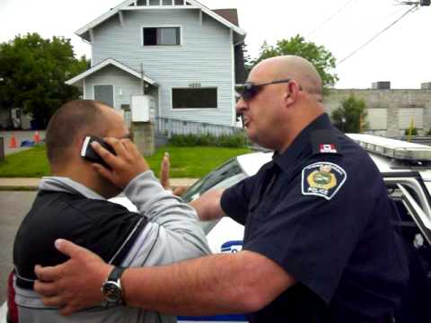 Police Undercover: Phony Arrest Under Pretense of Law to Incite Violence #2