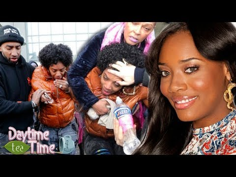 Love & Hip Hop star YANDY SMITH gets PEPPER SPRAYED by cops during Protest (FULL VIDEO/ Details)