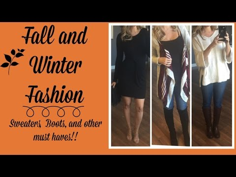 My Must Haves for Fall and Winter! Stuart Weitzman, Free People, Bailey44 and more!