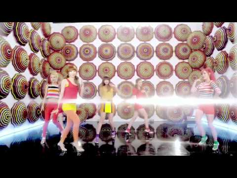 [MV HD] Dal★Shabet (달샤벳) - Pink Rocket