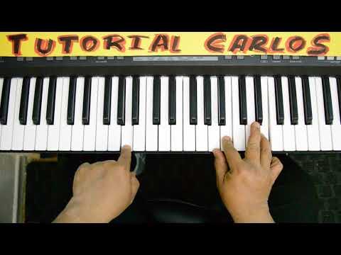 Tu Estas A Qui Jesus Adrian Romero Piano Tutorial Carlos