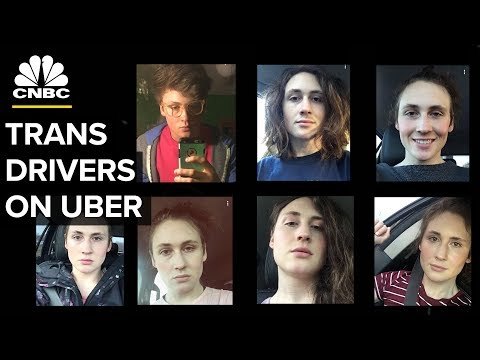 Transgender Drivers Are Getting Kicked Off Uber's App | CNBC