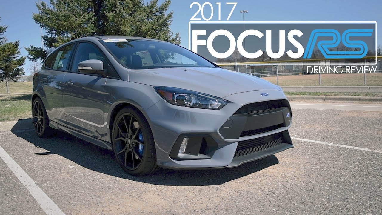2017 ford focus rs review test drive doovi. Black Bedroom Furniture Sets. Home Design Ideas