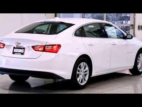Koons Chevrolet White Marsh >> 2016 Chevrolet Malibu LT w/1LT in White Marsh, MD 21162 ...