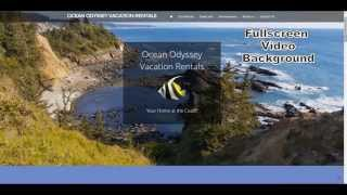Ocean Odyssey Vacation Rentals Website Redesign