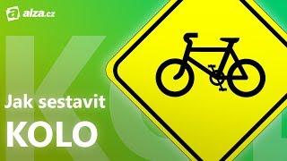 Jak sestavit a seřídit jízdní kolo | Alza.cz