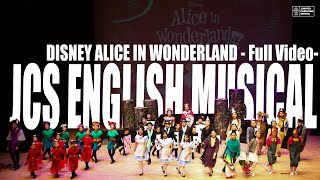 JCS Musical: Alice in Wonderland JR- SHOW TIME [디즈니 이상한 나라의 앨리스 뮤지컬 공연]