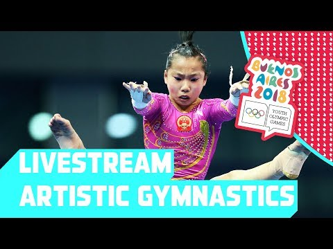 LIVE 🔴 Day 09: Artistic Gymnastics   Youth Olympic Games 2018  Buenos Aires