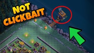 *NEW* Clash of Clans Glitch (move buildings anywhere on map) Clash of Clans Builder Base Glitch