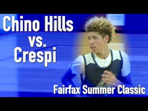 Chino Hills vs. Crespi at The Fairfax Summer Classic