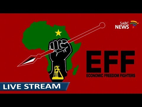 EFF rally: 28 March 2018
