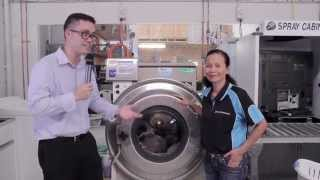 Soft contents restoration and removing mould from clothes