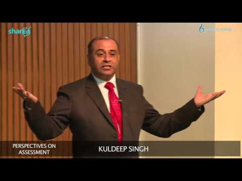 Perspectives on Assessment: Kuldeep Singh speaks for SharED