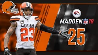 Madden NFL 18 Owner Mode (Cleveland Browns) #25 Week 5 vs. Chargers