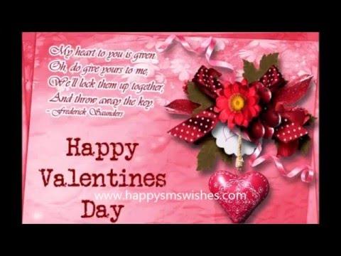 happy valentines day Love wishes 2016 Best Romantic Valentines day ...