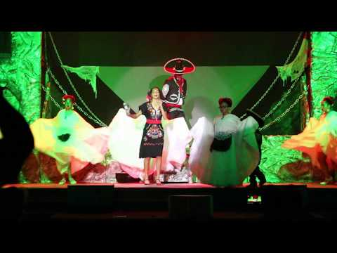 Ballet Folklorico Raices Mexicanas   Puppet Master 2018 Day 2