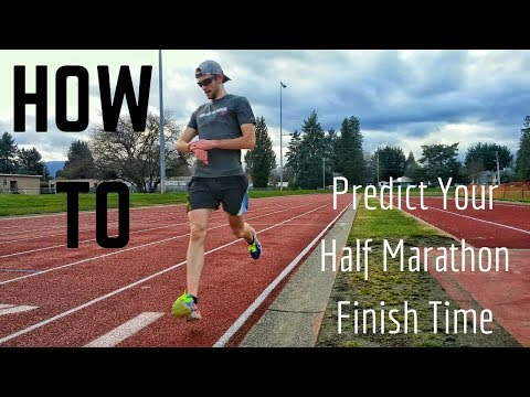 Half Marathon Training Tips | How To Predict Your Finish Time