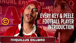 Every East/West Bowl Ever - Key & Peele