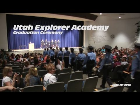 2016 Utah Explorer Academy Graduation Ceremony