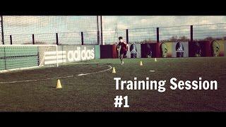 Individual Training Session #1 / Ryan Knight