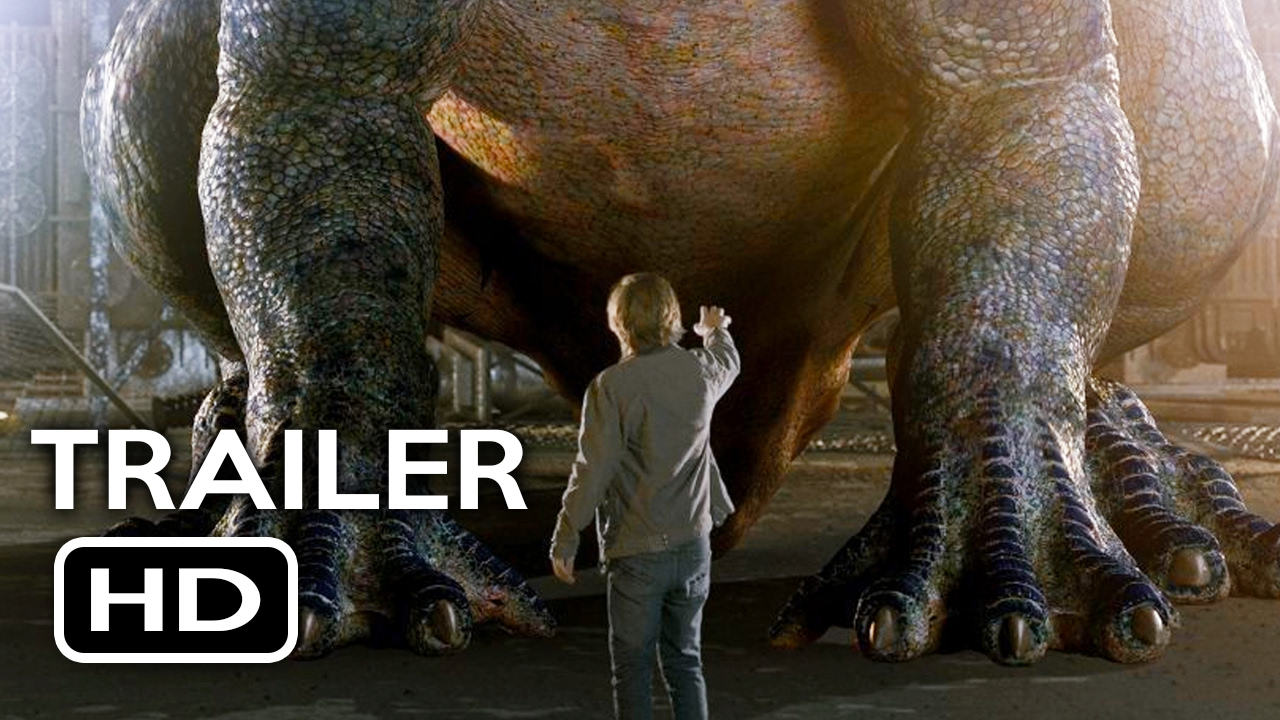 My Pet Dinosaur Official Trailer #1 (2017) Live-Action Family Movie HD