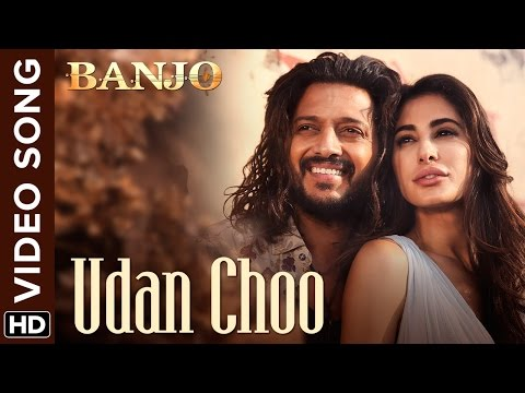 Udan Choo (Official Video Song) | Banjo | Riteish Deshmukh, Nargis Fakhri | Vishal & Shekhar