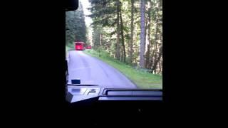 Eagles Nest bus drive/Kehlsteinhaus Busfahrt