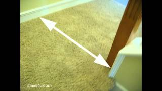 Stair Landing Width Minimums - Design And Construction Problems