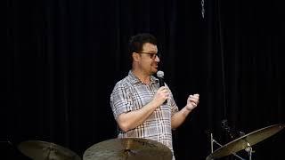 Jamey Tate Drumming Workshop - Part 2