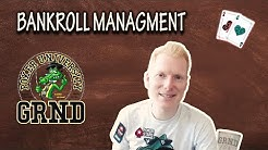 BANKROLL MANAGEMENT | GRND University Poker Training (01.07.2019)