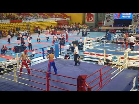 EuropeaN, Kick Boxing, Juniors & Cadets Skopje