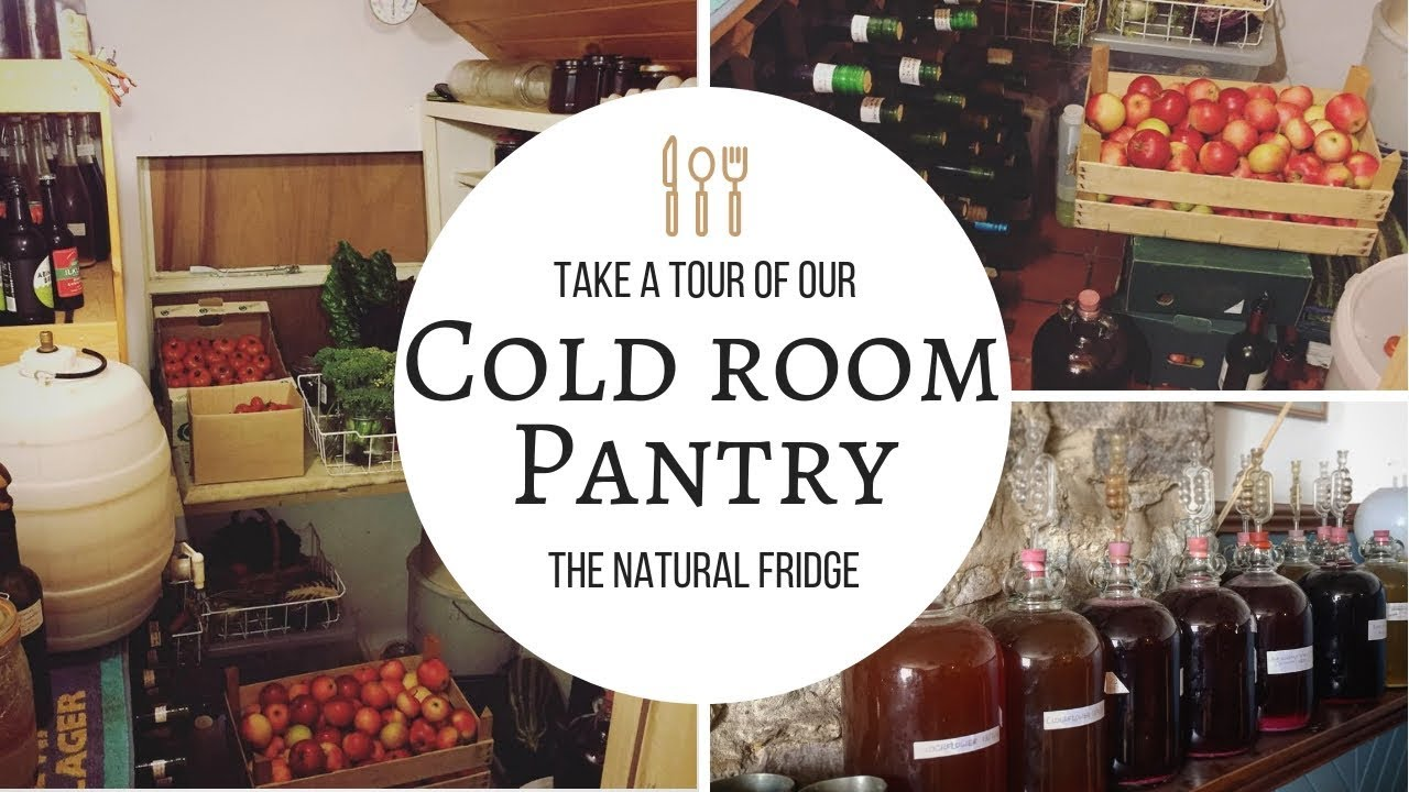 Download NATURAL FRIDGE/COLD ROOM/PANTRY TOUR | Above ground ROOT CELLAR
