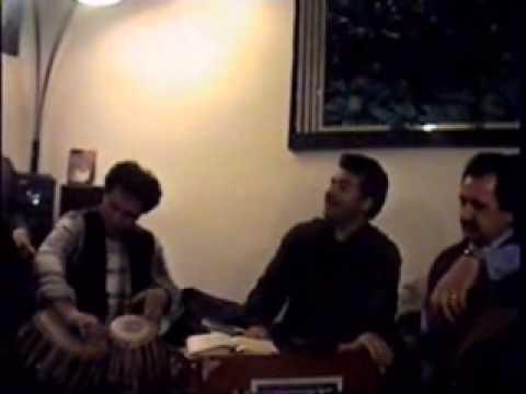 Rahim Mehryar and Ahmad Siar