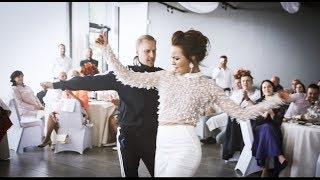 Самый сногшибательный свадебный трейлер этого лета. Свадьба Яны и Антона Июль 2017. Нарва